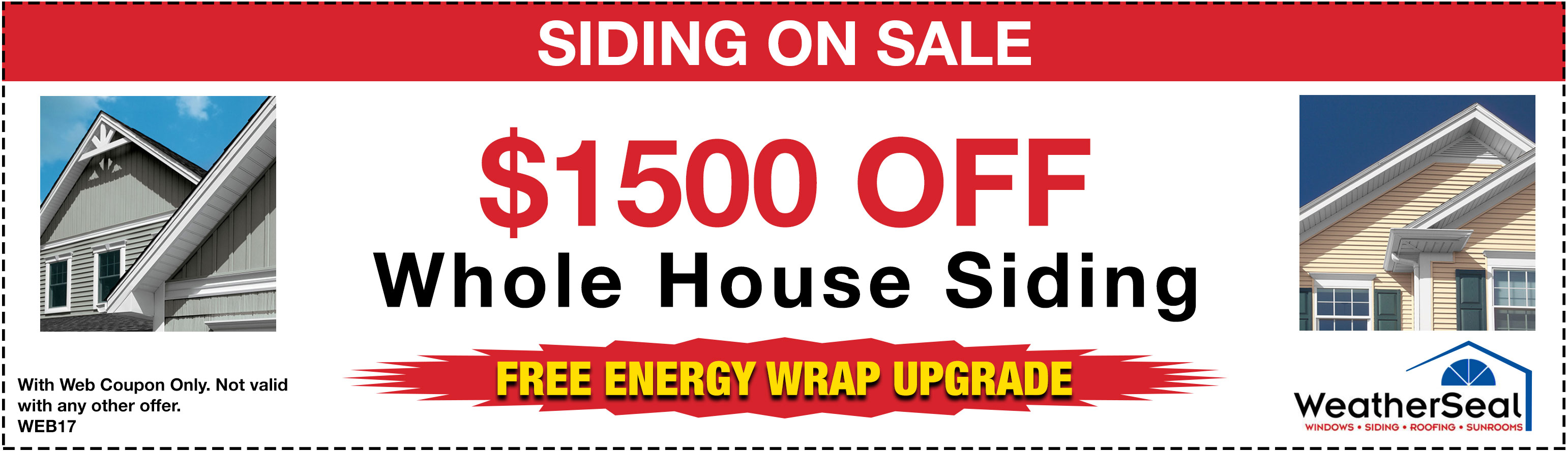siding coupon