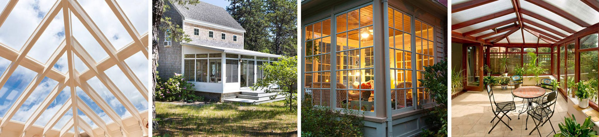 3 Season Sunrooms